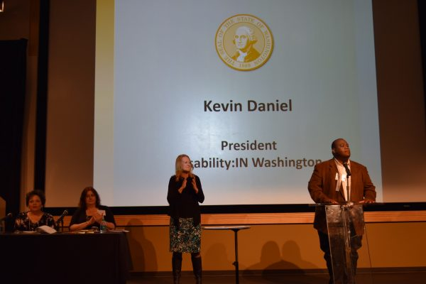 Kevin Daniel, President, Disability:IN Washington